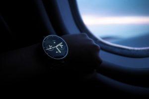 reloj-avion