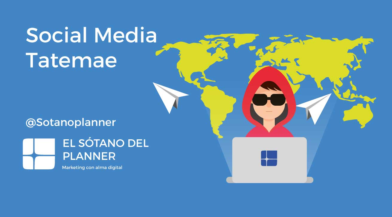 Social Media Tatemae