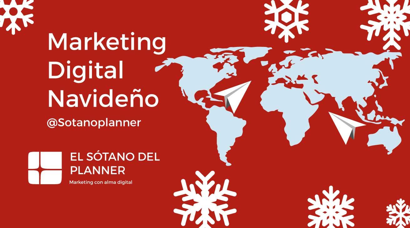 Marketing digital navideño