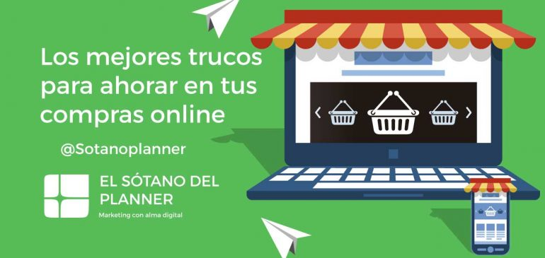 Los mejores trucos para ahorrar en compras online
