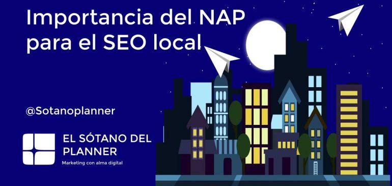 Importancia del NAP para el SEO Local