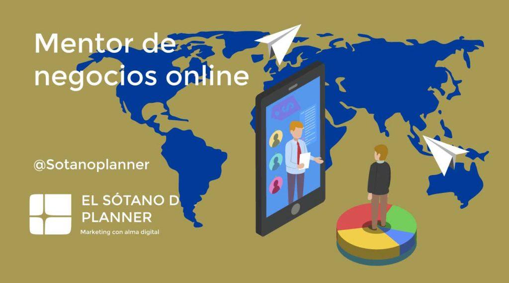 Mentor de negocios online