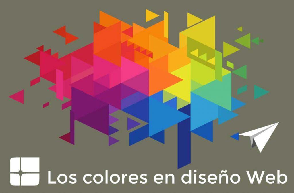 los colores en diseño web