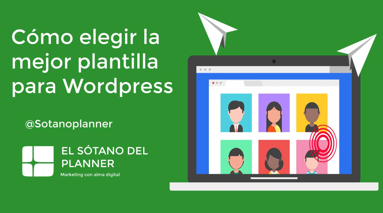 elegir la mejor plantilla para tu Wordpress
