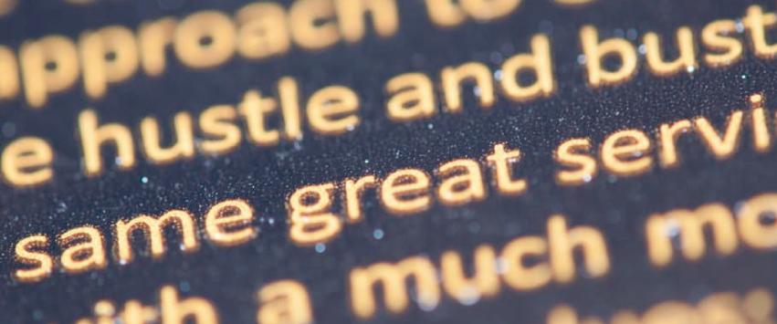Las mejores tipografías para una página web